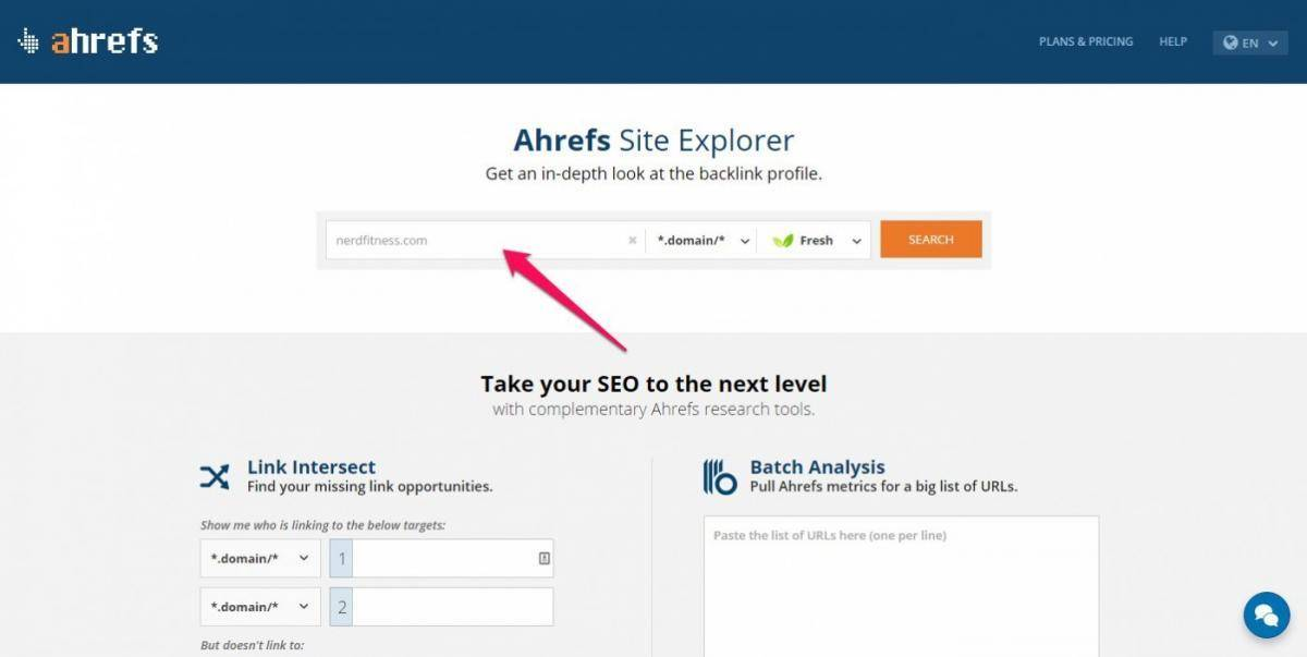 Using Ahrefs for Guest Blogging